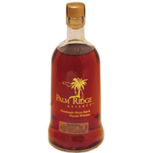 Palm Ridge Whiskey